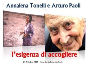 Annalena Tonelli Arturo Paoli