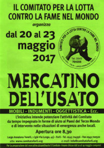 Mercatino Straordinario dell'usato Forlì
